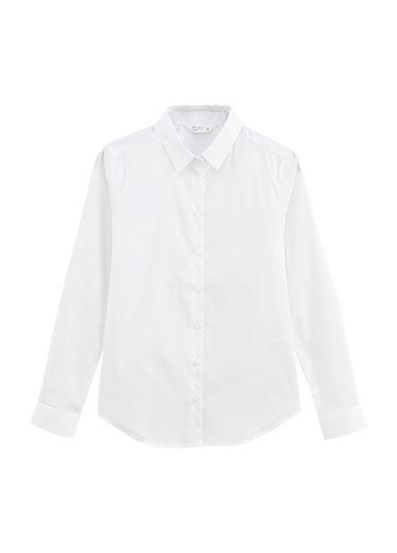 基本商務長袖襯衫