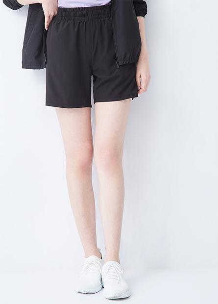 印花運動短褲