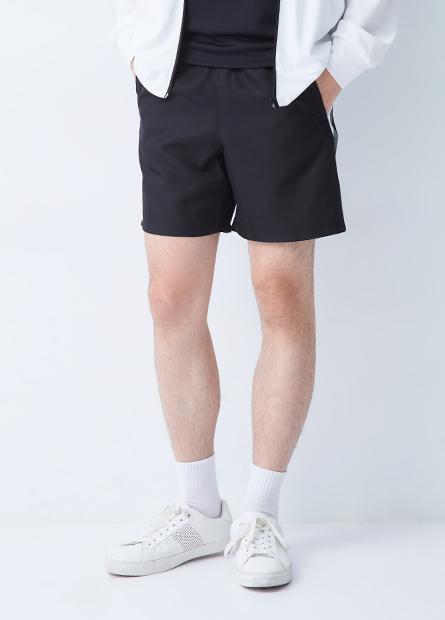 鬆緊腰運動短褲