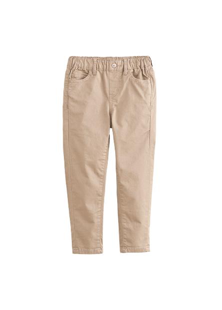 男童修身直筒長褲