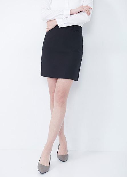 Regular Fit 商務短裙