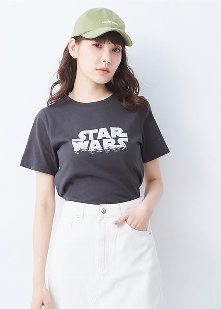 經典星際大戰印字T恤