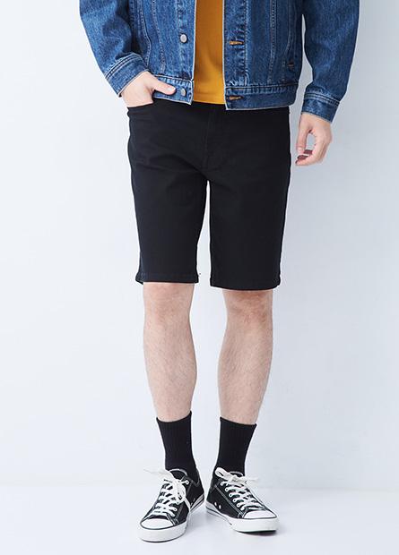 標準型牛仔短褲