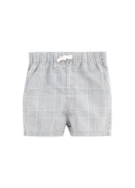 男嬰印花休閒短褲