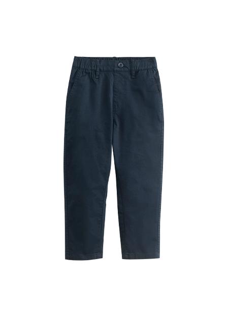 男童鬆緊休閒長褲