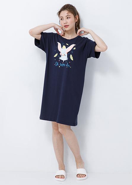 小飛象家居短袖洋裝