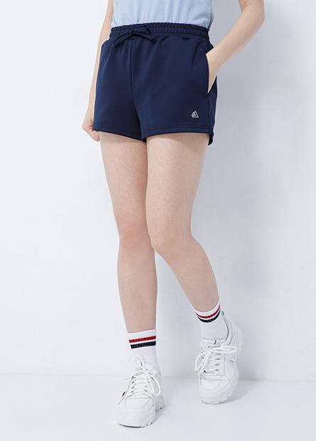 運動健康布短褲