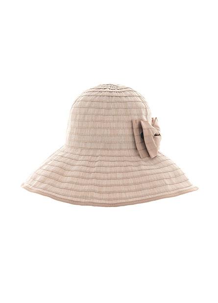 織帶遮陽帽