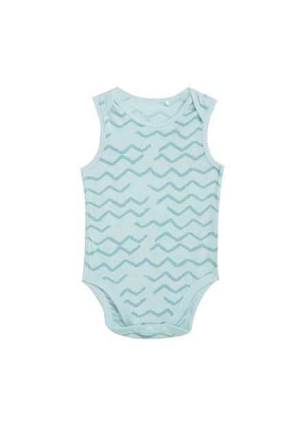 嬰兒網眼無袖活動肩包臀衣