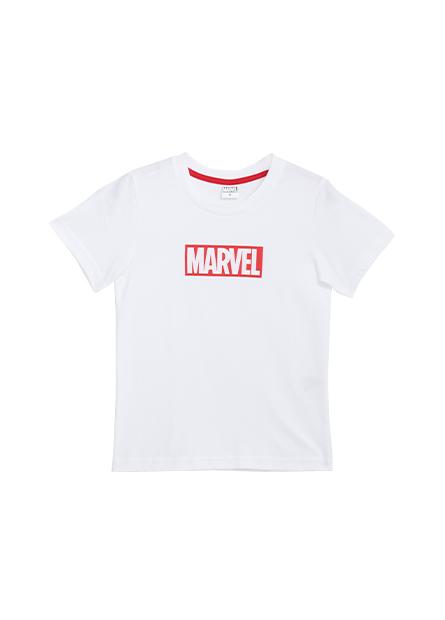 男童MARVEL印花T恤