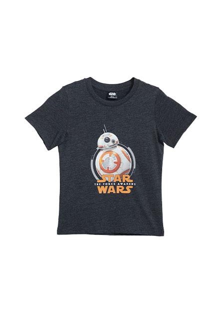 男童星際大戰BB-8T恤