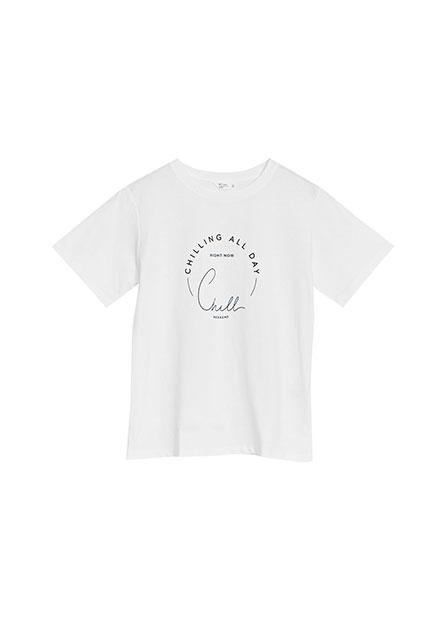 純棉印字T恤