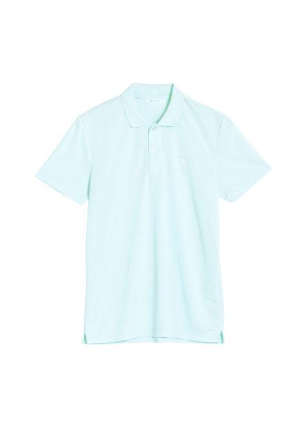 混色排汗POLO衫