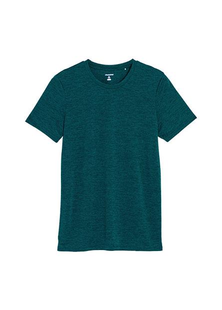 快適排汗機能圓領T恤
