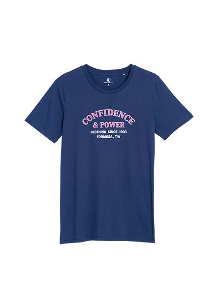1993英文字樣短袖T恤