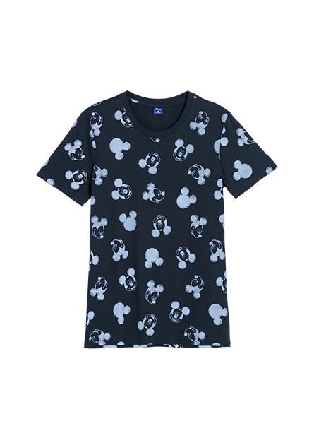 滿版米奇印花短袖T恤