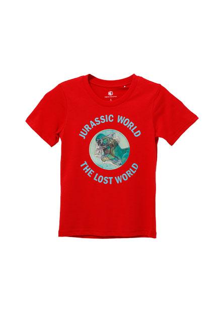 男童雷射龍造型T恤