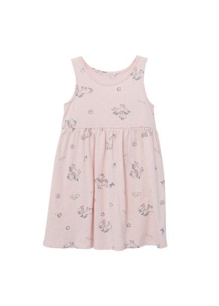 Hello Kitty聯名無袖洋裝