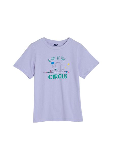迪士尼印花T恤