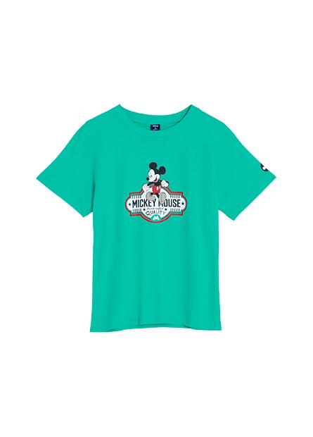 米奇印花短袖T恤