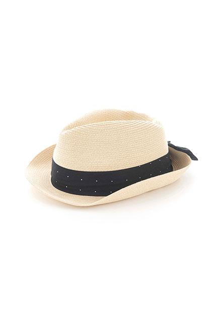 蝴蝶結女紳士帽