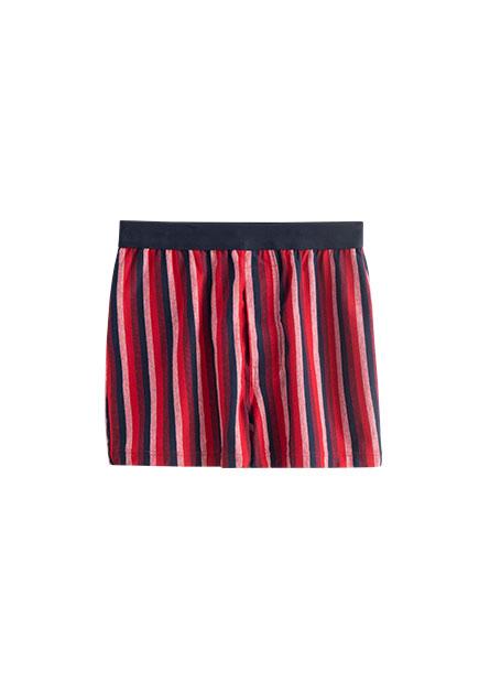 彈性織帶前釦式四角內褲