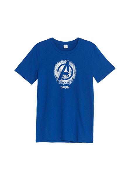 MARVEL圓領短袖T恤