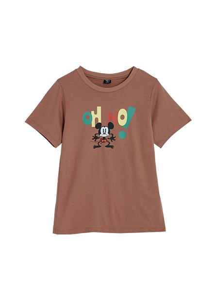 迪士尼印字T恤
