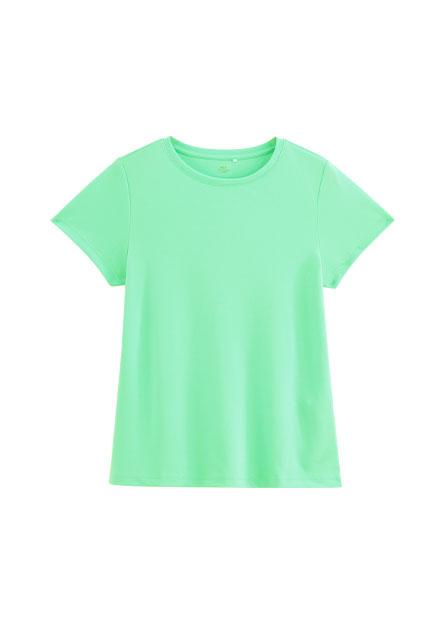 素色機能運動上衣