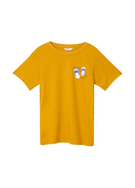 台灣味印花T恤