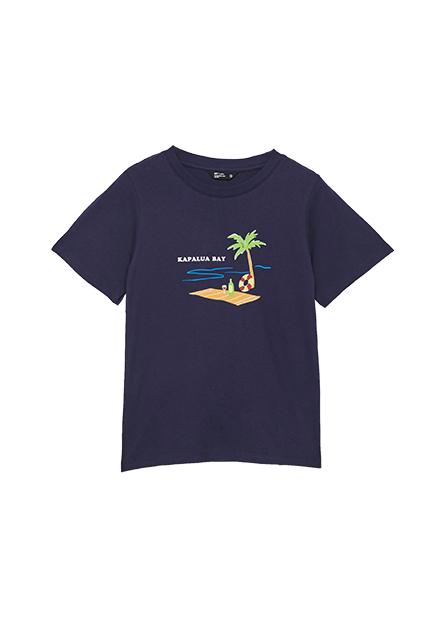 渡假風情T恤