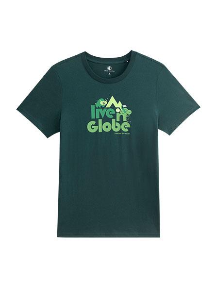 無尾熊印花T恤
