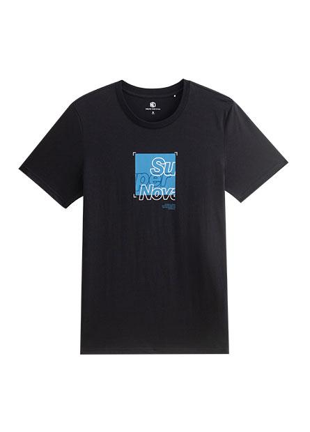 SUPERNOVA印字T恤
