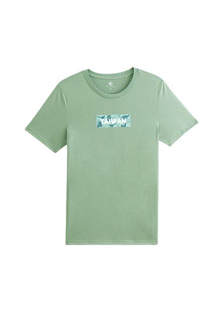 台灣動物印花T恤