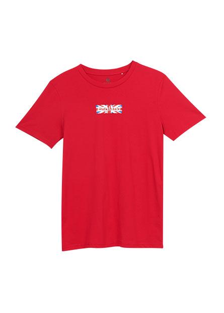英國國旗印花T恤