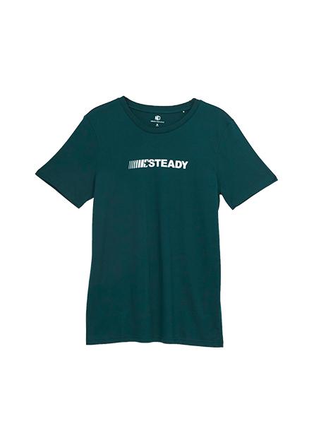 STEADAY印字T恤
