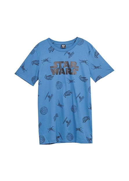 StarWars滿版印花T恤