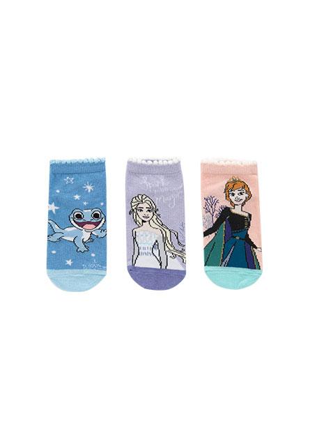 女童冰雪奇緣短襪