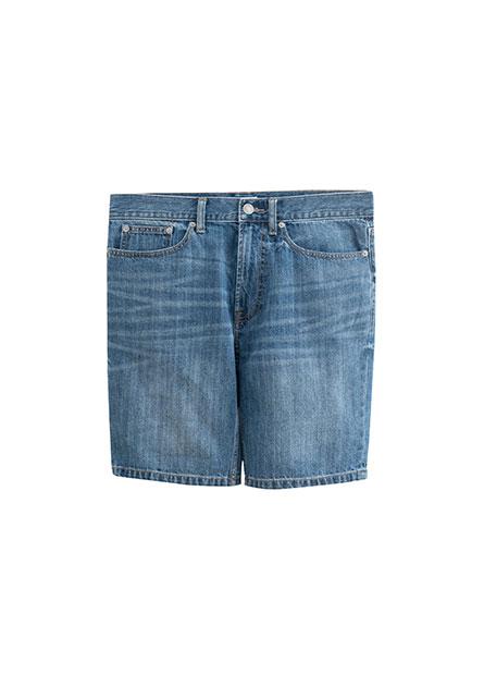 Regular Fit牛仔短褲