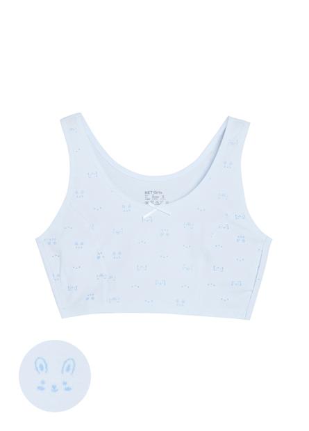 女童棉質成長型內衣