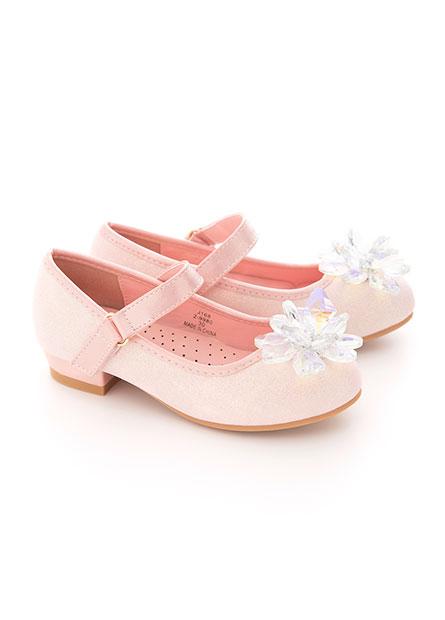 女童仿鑽華麗公主鞋