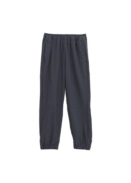 男童單層束口長褲