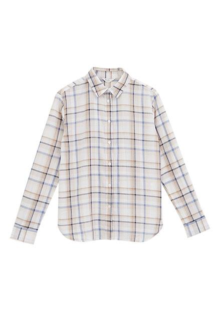 基本休閒長袖襯衫
