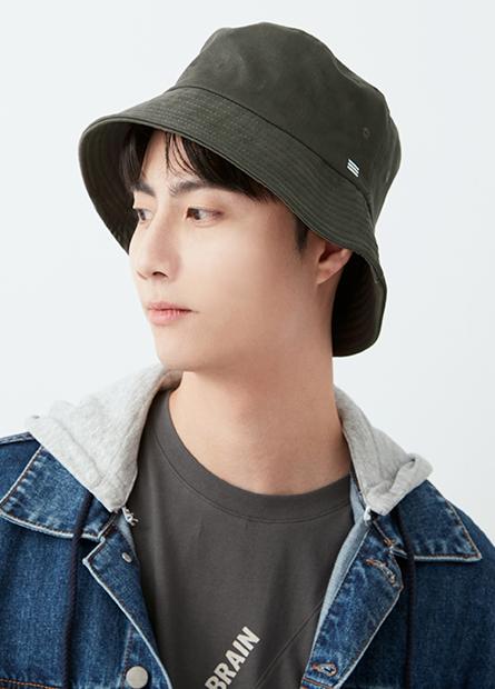 刺繡基本款漁夫帽