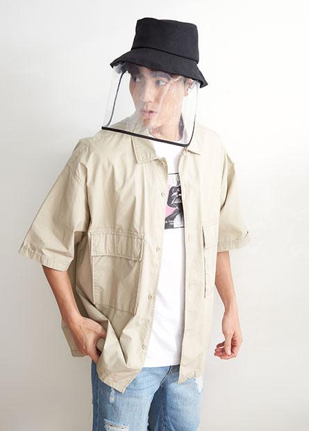 防疫漁夫帽(中性)