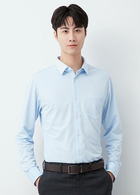 修身標準型商務襯衫