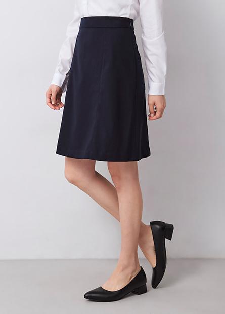 基本商務A字短裙