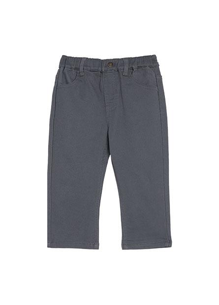 男嬰腰鬆緊休閒長褲