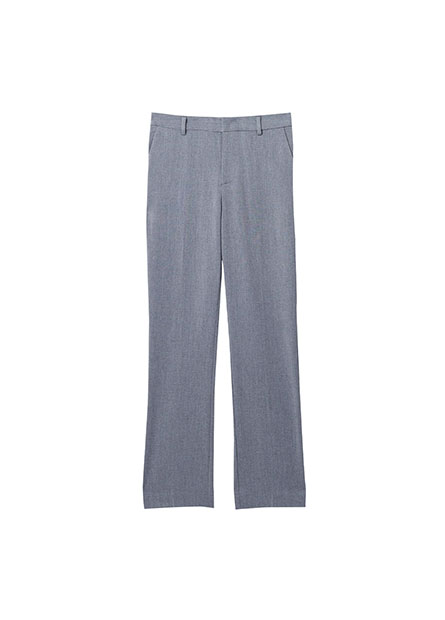 Regular Fit基本西裝褲