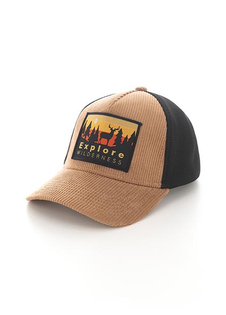 壓紋透氣棒球帽